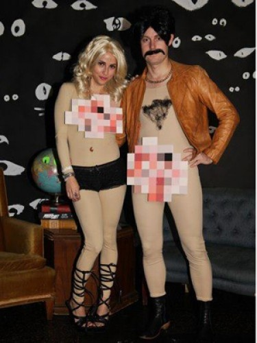 Halloween costume parties adult