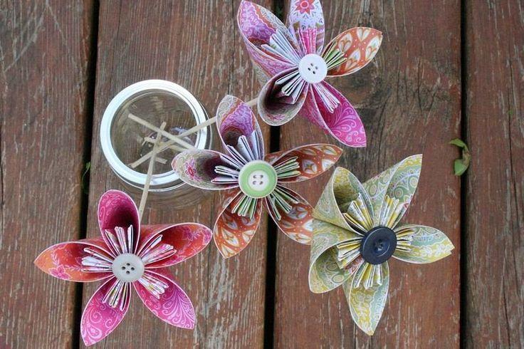 Origami Facile 100 Animaux Fleurs En Papier Et D Co Maison Bricolage Animaux Et Origami
