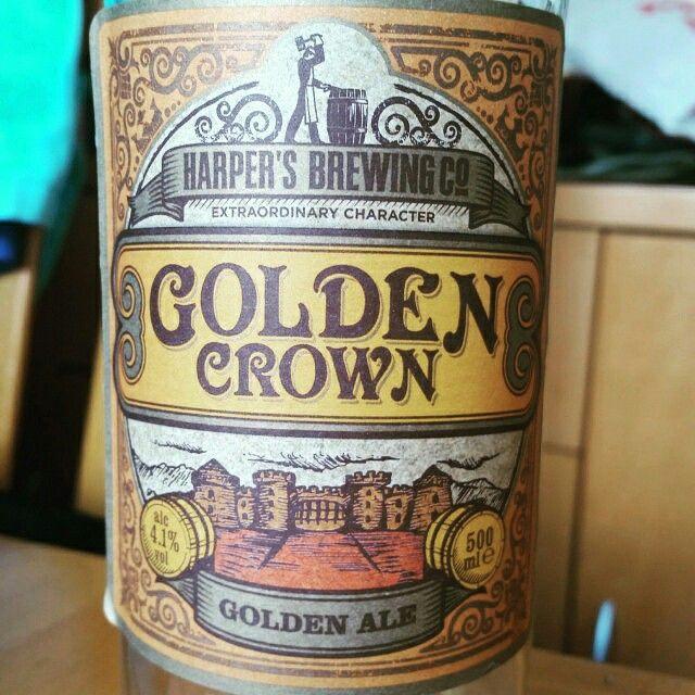Golden Crown by ALDI Stores UK #untappd #england #burtonupontrent #goldenale #beer #beerisculture #realale #craftbeer #craftbeernotcrapbeer