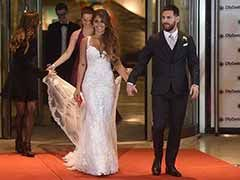 Guess Who Joined Lionel Messi On His Honeymoon