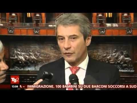 Governo: Antonio De Poli (UDC), è sulla strada giusta - Tg2