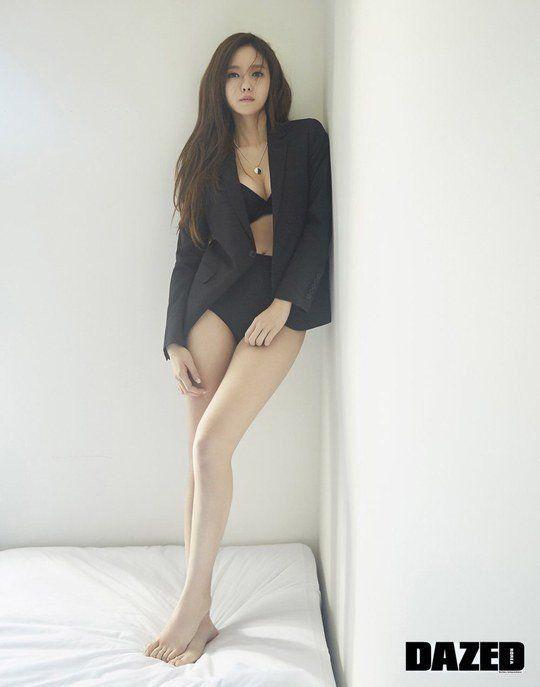 Hyomin is Still Stunning in 'Dazed & Confused' B-Cuts | Koogle TV