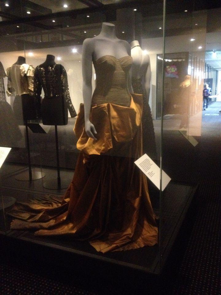undressed exhibit