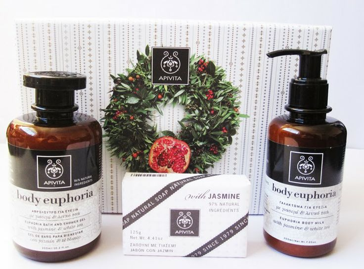 We Were Raised By Wolves: Review: Apivita Euphoria Bath & Shower Gel, Body Milk and Natural Soap with Jasmine & White Tea