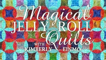 Magical Jelly Roll Quilts