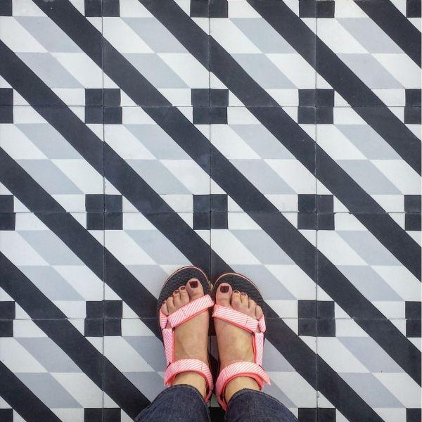 Kismet Concrete Tile Design Diary Of A Tile Addict Tile Patterns Spanish Revival Architecture Ritzy