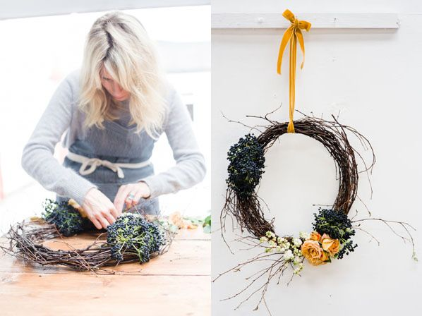 The Informal Florist - Image Interiors and Living Magazine              Photos by Nathalie Marquez Courtney