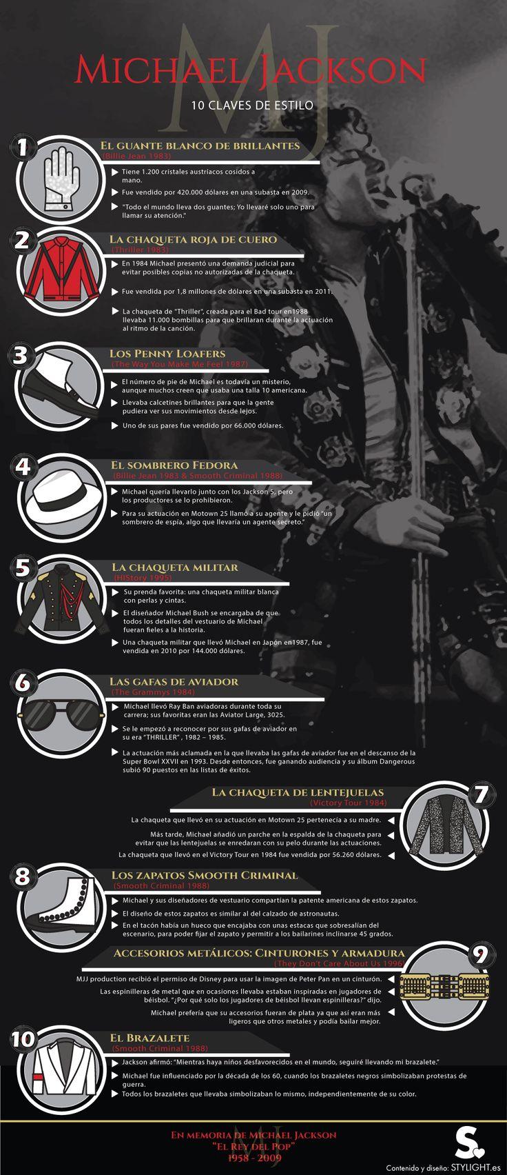 Michael Jackson: 10 claves de estilo
