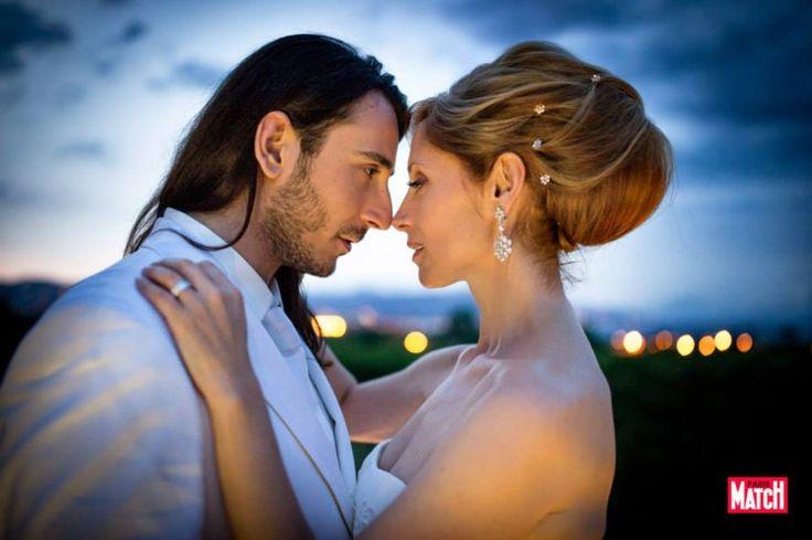 MISSIONE MATRIMONIO WEDDING PLANNER A SPOSAMI 2016. nella foto la famosa cantante internazionale Lara Fabian che li ha scelti!