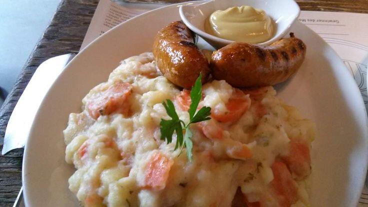 Die Hanswonnewurst http://www.travelworldonline.de/traveller/aachener-spezialitaeten-und-kulinarische-tipps/?utm_content=buffera9993&utm_medium=social&utm_source=pinterest.com&utm_campaign=buffer ... #deinNRW #Aachen #Hanswurst #food #yummy #foodporn
