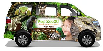 Super Special $274! One hour Zoo2U: We bring the Zoo to you. Save $100 per hour! Book now: 95314322. Our Zoo2U special last year was so successful that we have decided to run the special again. For the month of March we are offering a one hour Zoo2U special at a reduced cost of $274, that's a saving of $100. For every hour you book, you save $100!