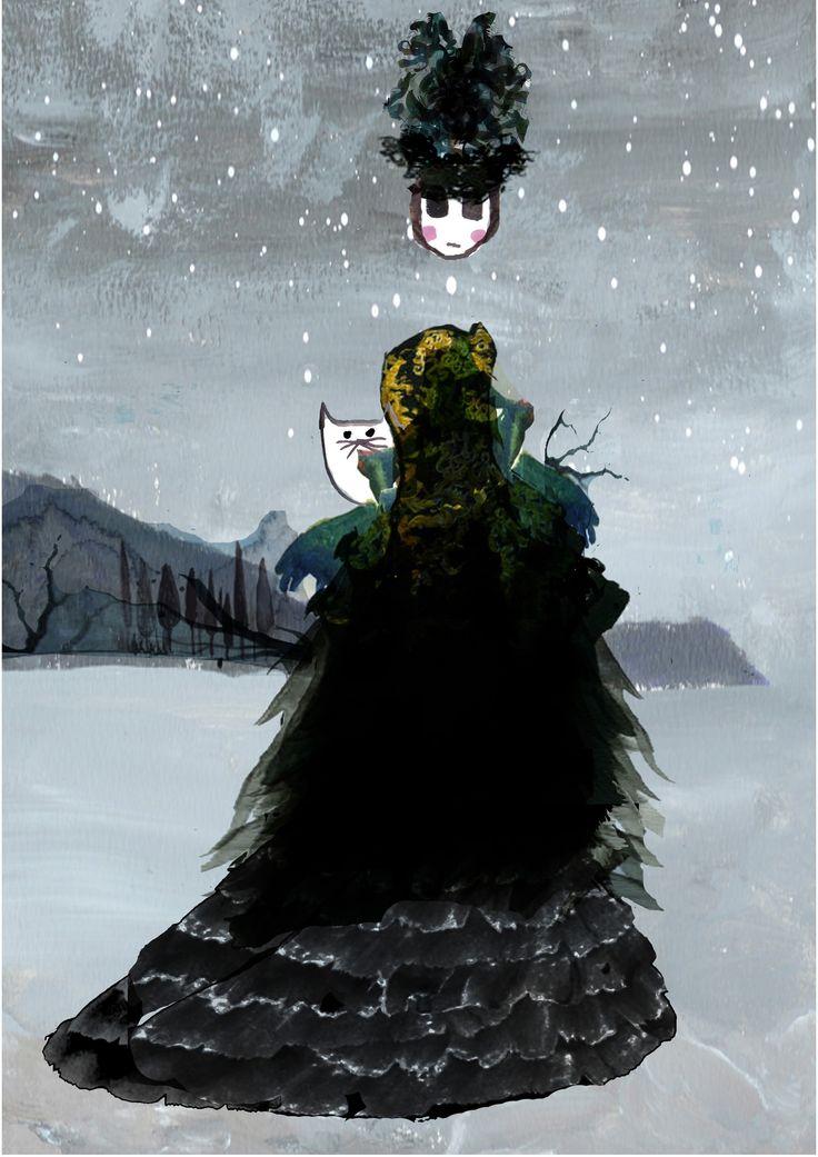 Christmas Maud