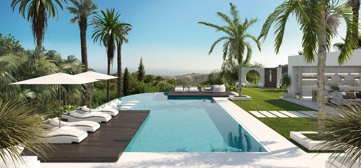Die besten 25+ Endless swimming pool Ideen auf Pinterest endlose - whirlpool designs innen ausen