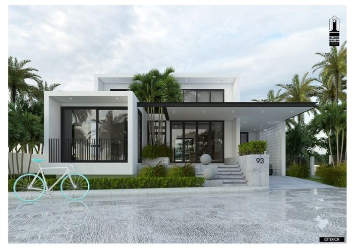 Luxurious modern bungalow with three bedrooms - Pinoy ...