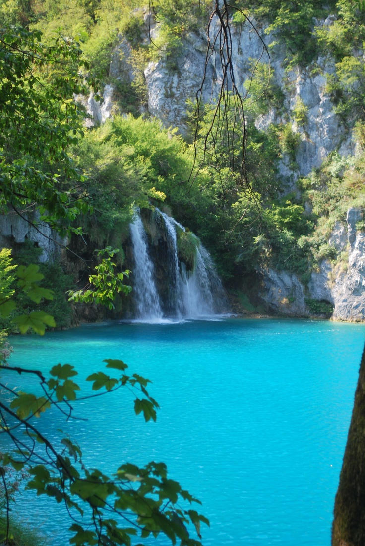 Plitvice Lakes National Park, Croatia  One of the most beautiful places on earth...