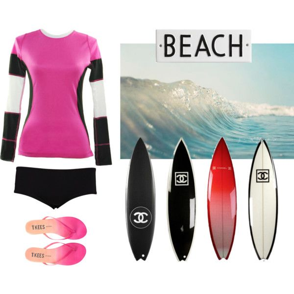 """""""Surf"""" by uvcouture on Polyvore"""