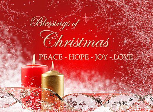 Merry Christmas Blessings | Merry Christmas