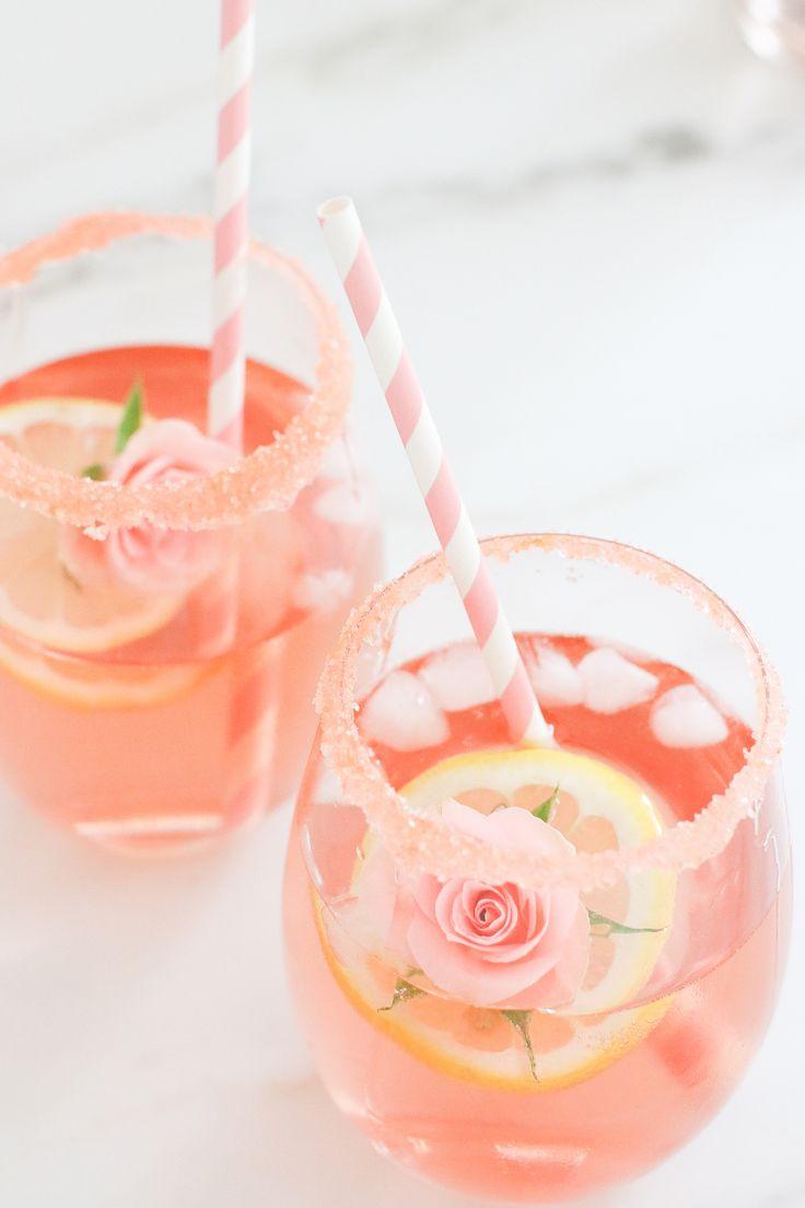 National Rosé day Recipe Monika Hibbs