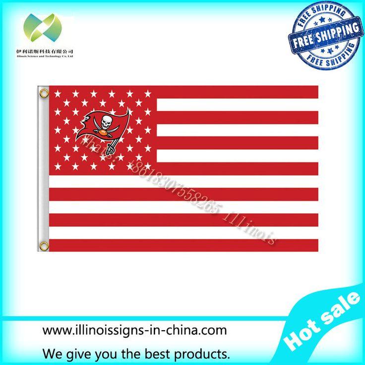 Тампа-Бэй Пираты США Футбол Флаг баннер Тампа Бэй Пираты Тампа Бэй Пираты флаг