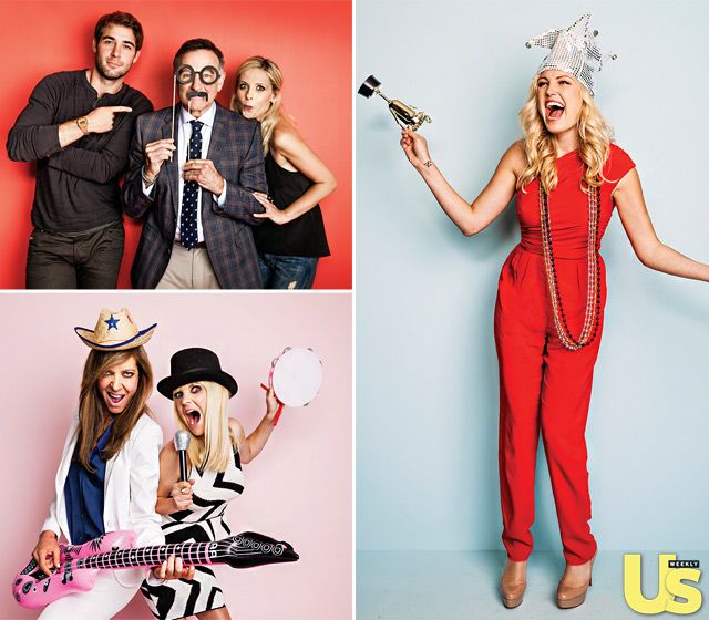 Fall TV 2013: Hottest New Comedies to Watch Watch The Crazy Ones and Mom this fall on KEYE-TV
