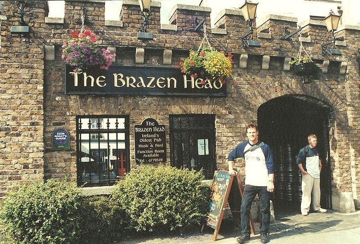 Brazen Head, Oldest pub in Dublin - Ireland Travel Tips