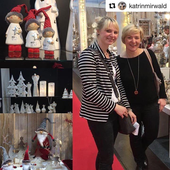 So schön sieht Weihnachten im März aus! @katrinmirwald  #formano #messe #leipzig #cadeaux #weihnachten2018  #xmas #xmasshopping #christmas2018 #deko #dekoration #love #sunday #happyweekend