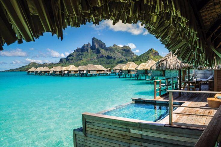 Resort in Seychelles. / seychelles, resort, boutique hotel / #villa #design #designideas / More: http://www.designcontract.eu/hospitality/worlds-leading-luxurious-hotels-resorts/