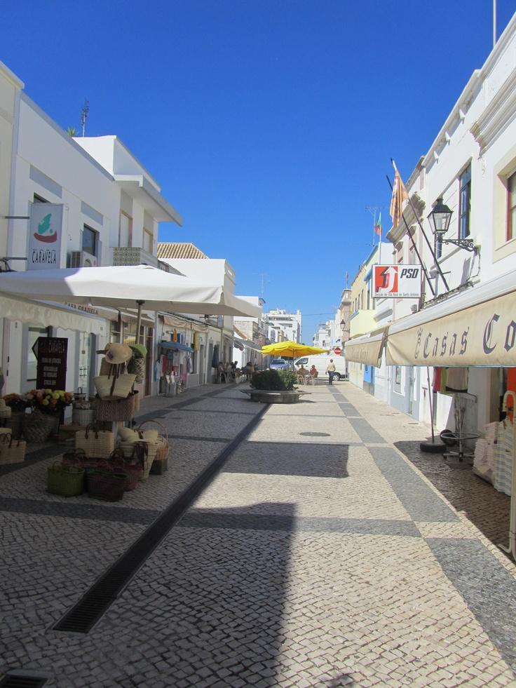 Vila Real de Santo Antonio - Algarve - Portugal