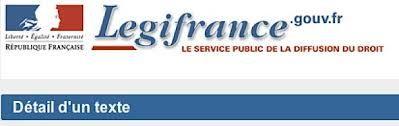 Décret n° 2012-694 du 7 mai 2012 portant modification du code de déontologie médicale  En ligne sur : http://www.legifrance.gouv.fr/affichTexte.do?cidTexte=JORFTEXT000025823844&categorieLien=id