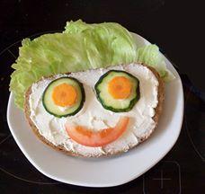 Usmívající se večeře :-)