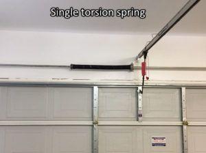 Chamberlain Torsion Spring Garage Door Opener