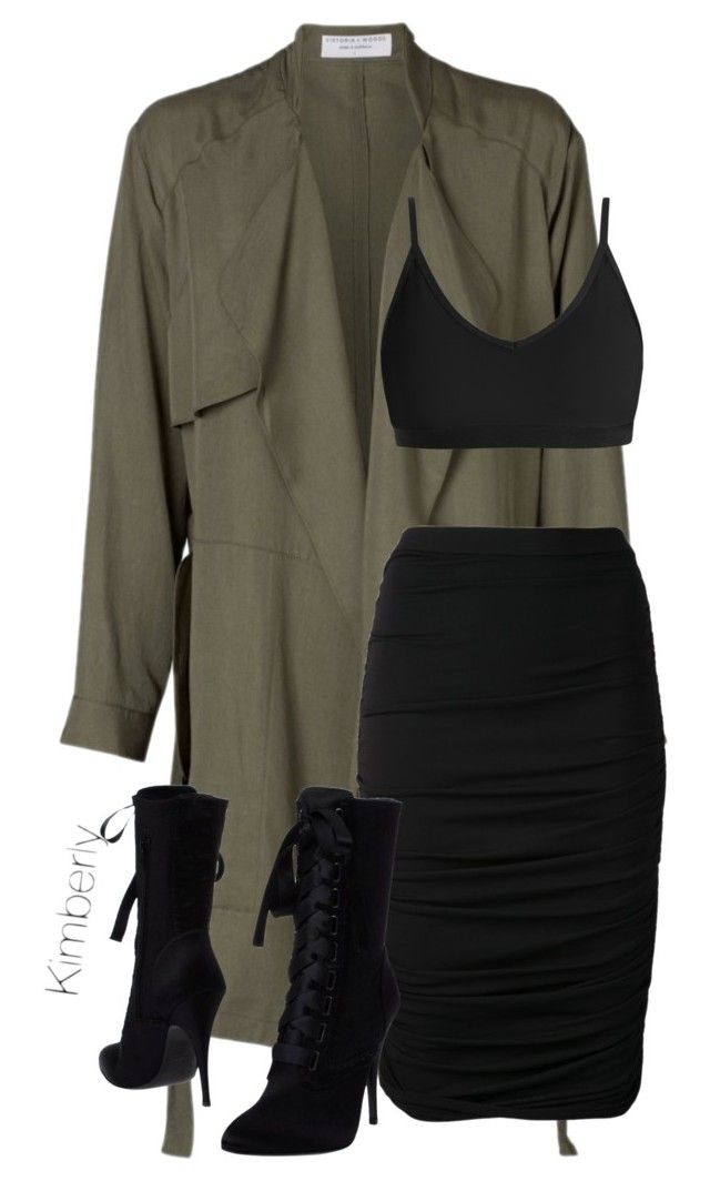 """""""Untitled #1822"""" by whokd ❤ liked on Polyvore featuring Lanvin and Balmain"""