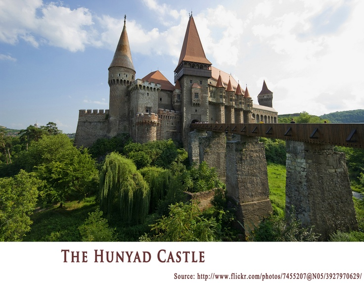 The Hunyad Castle  https://www.facebook.com/FromTransylvaniaWithLove