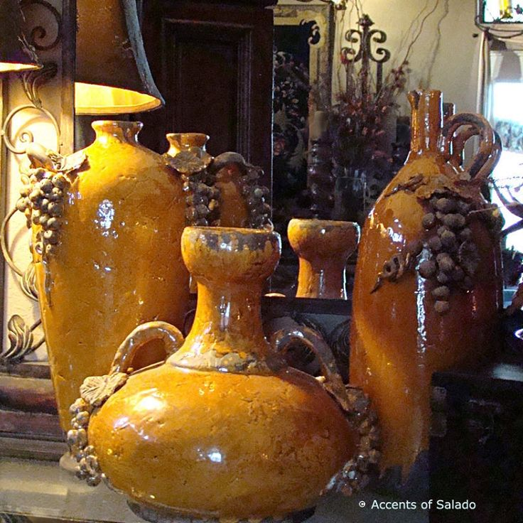 17 best images about tuscan style on pinterest jars for Grapes furniture and home decor