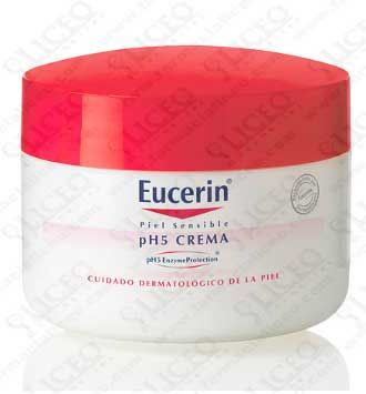 EUCERIN CREMA PIEL SENSIBLE PH-5 100 ML