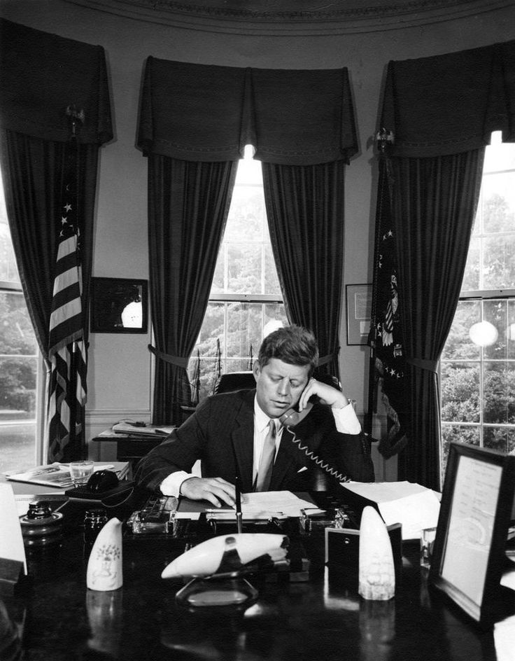 AR7428-A. President John F. Kennedy Speaks Via Telephone to American Veterans Convention in New York City - John F. Kennedy Presidential Library & Museum