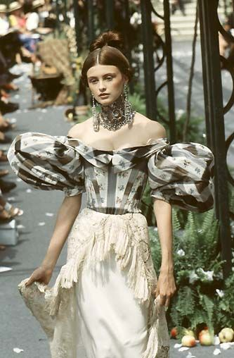 766 best fashion as art images on pinterest fashion for The history of haute couture