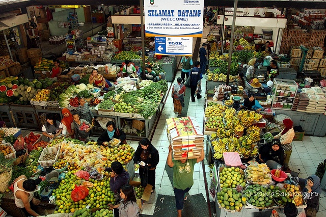 Pasar Gede, Solo, Central Java