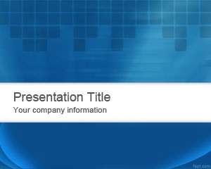 blue power point templates