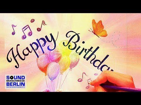 Happy Birthday Song Draw Wishes DIY For WhatsApp New Elly Mc Dream