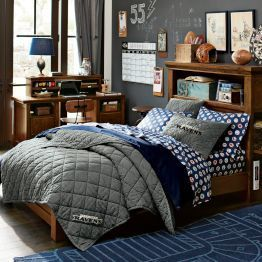 Boy Bedroom Ideas, Boy Bedrooms  Guys Room Decor | PBteen