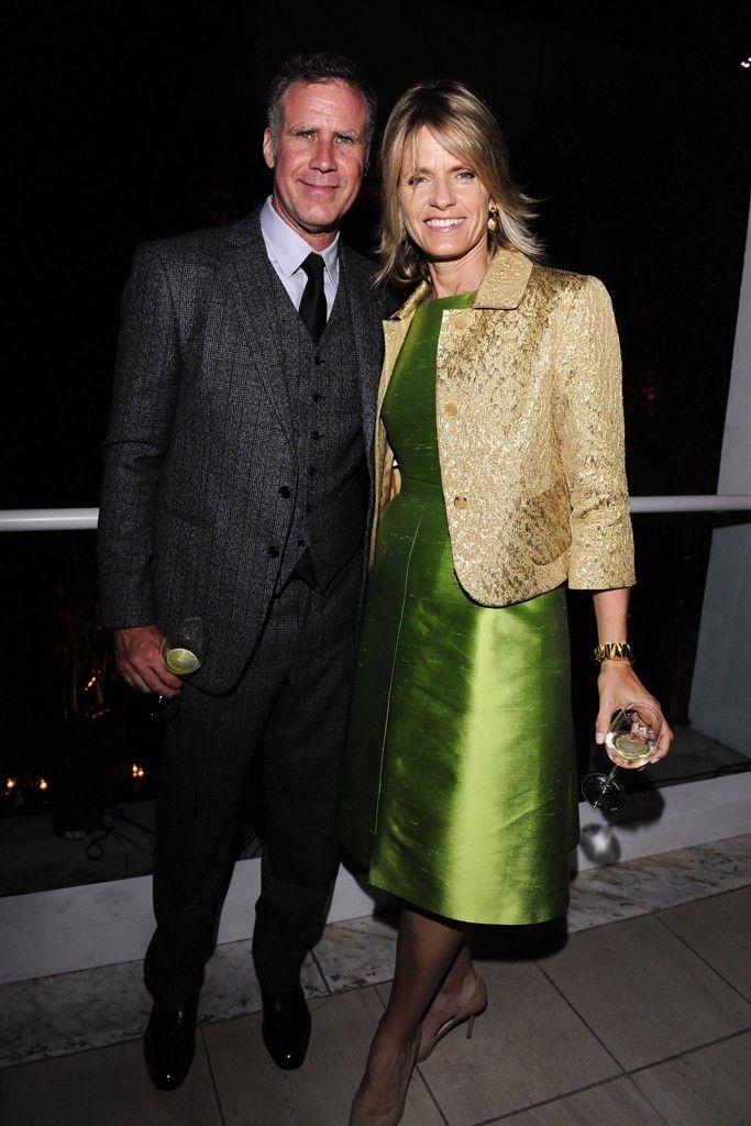 Will Ferrell and Viveca Paulin - Hammer Event LA