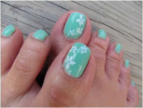 85 best toe nail art designs images on pinterest nail art ideas 12 nail art ideas for your toes prinsesfo Choice Image