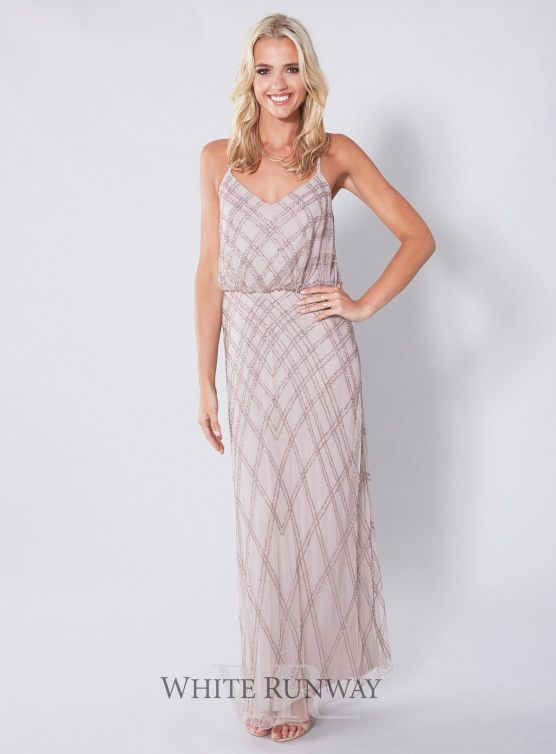Trinity Beaded Dress