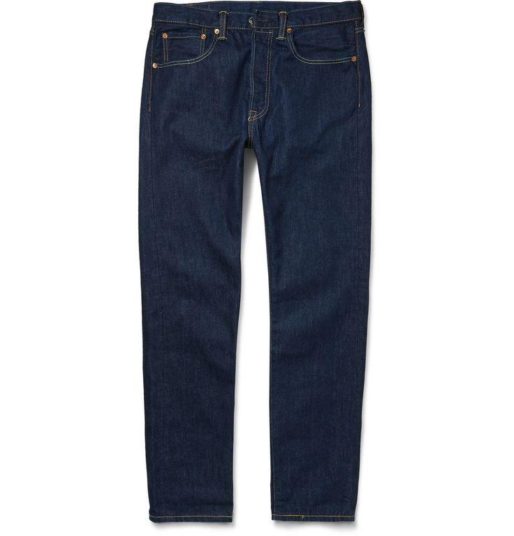 Levi's 501 CT Jeans - 501 CT Slim-Fit Jeans | MR PORTER