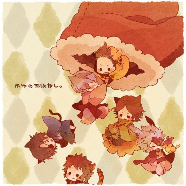 「ふゆのおはなし。」/「いつきゆう」の漫画 [pixiv]