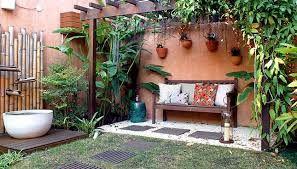Resultado de imagem para jardim de inverno estilo toscana
