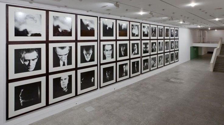 """""""Nox"""" (1999), da série que Jorge Molder realizou para a sua representação na Bienal de Veneza, no Museu Berardo até 25 de Setembro 2016"""