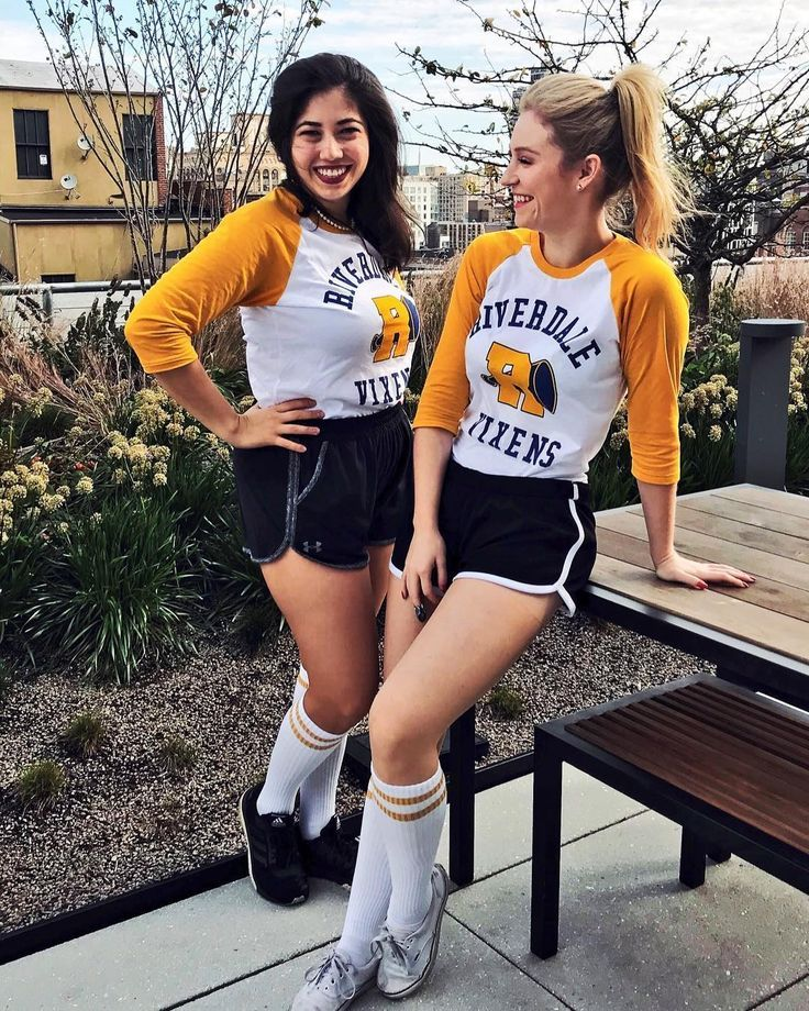 Riverdale best friend halloween costumes. Visit Daily Dress Me at dailydressme.c…