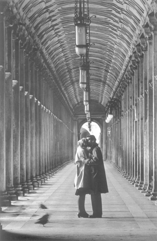Gianni Berengo Gardin, Venezia, 1959, Piazza San Marco
